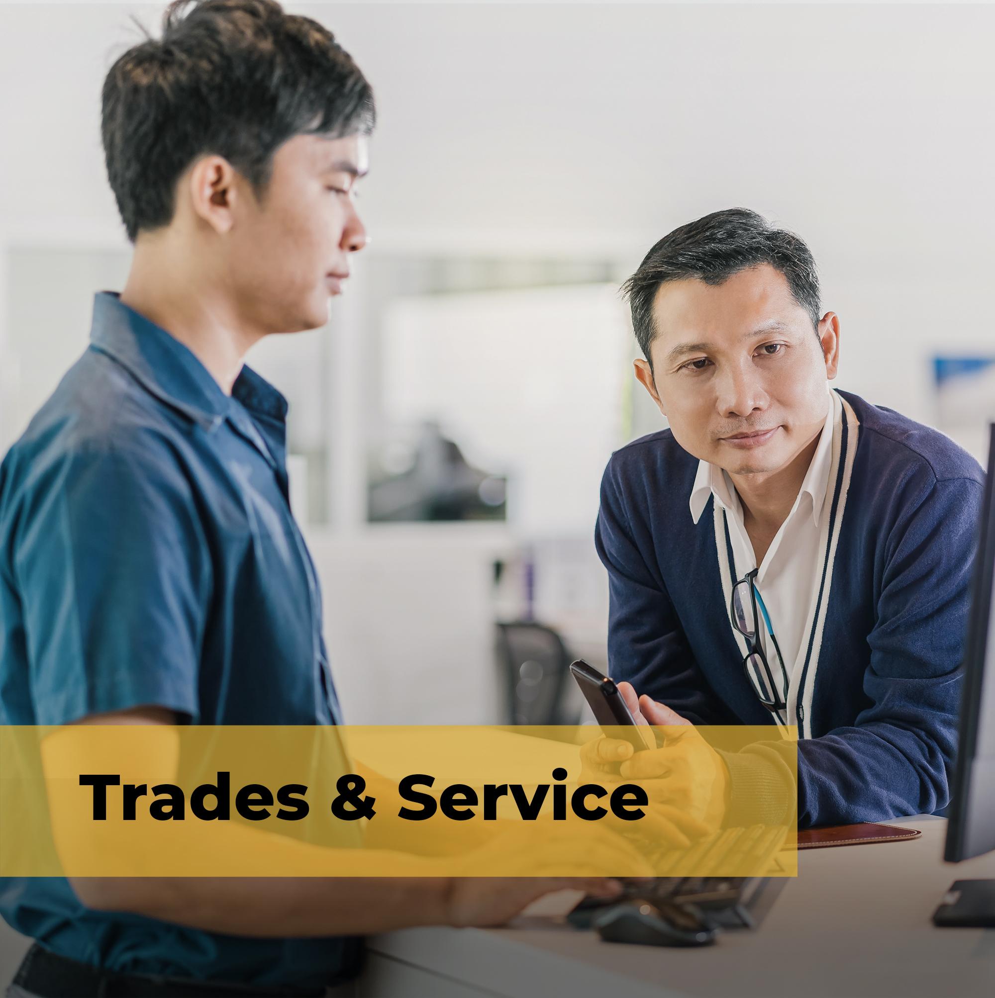 trades & service